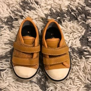 Zara Yellow Sneakers